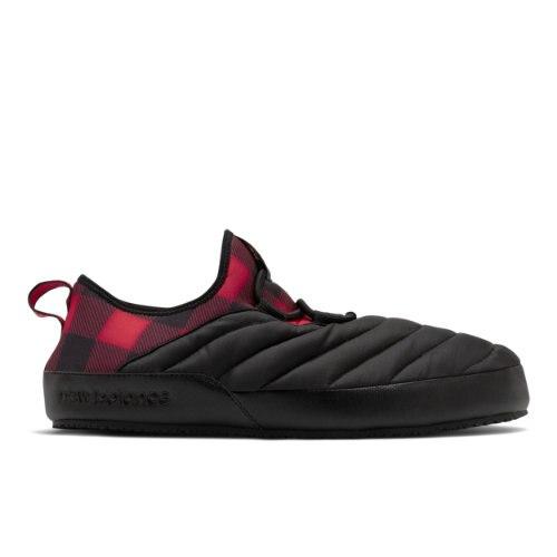 New Balance Unisex CRVN MOC Lifestyle Slippers Shoes - Black (SUFMOCRD)