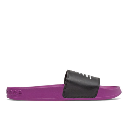 New Balance 200 Women's Slides Shoes - Purple / Black (SWF200PB)