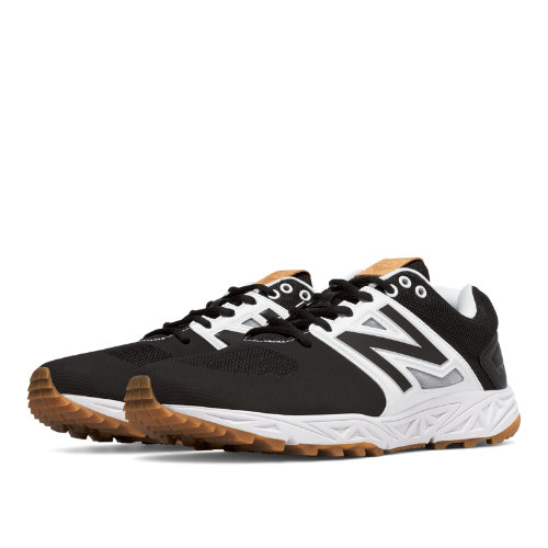 New Balance Turf 3000v3 Men's Shoes - Black / White (T3000BK3)