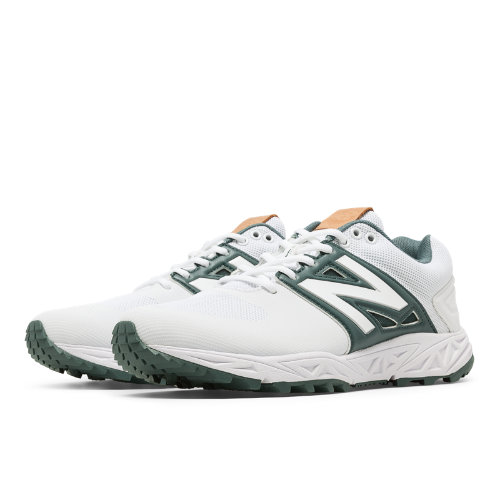 New Balance Turf 3000v3 Men's Shoes - White / Green (T3000OA3)
