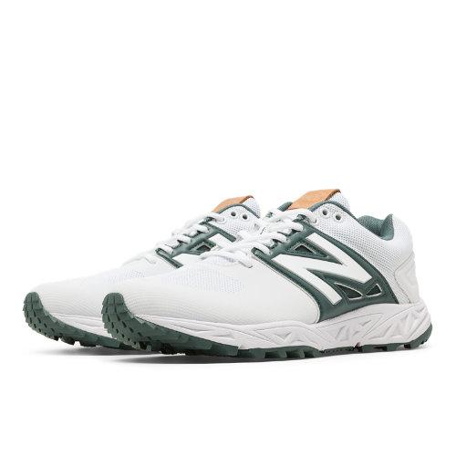 new balance green turf shoes