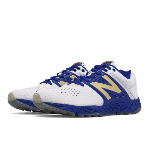 New Balance Turf 3000v3 Playoff Pack Men's Turf Shoes - Blue / White (T3000P13)
