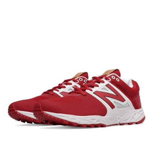 New Balance Turf 3000v3 Men's Shoes - Red / White (T3000TR3)