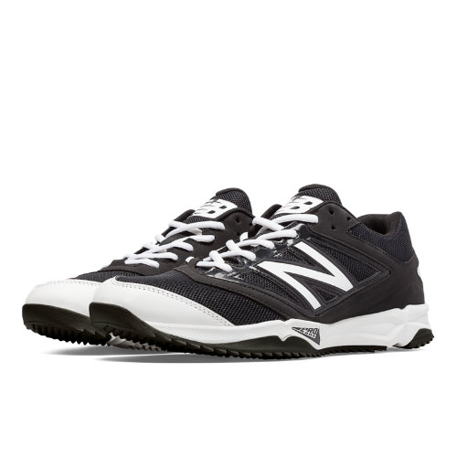 New Balance Turf 4040v3 Synthetic Mesh Men's Turf Shoes - Black (T4040BK3)