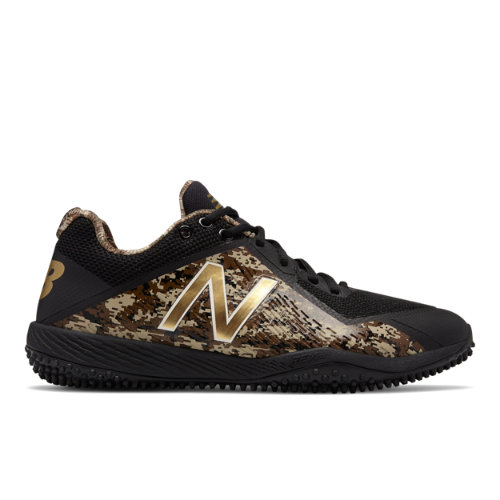 New Balance Turf 4040v4 Memorial Day Men's Turf Shoes - Black / Camo (T4040MD4)