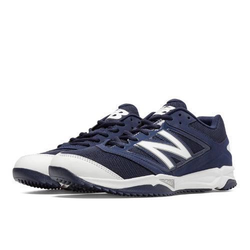 New Balance Turf 4040v3 Synthetic Mesh Men's Turf Shoes - Navy, White (T4040NB3)
