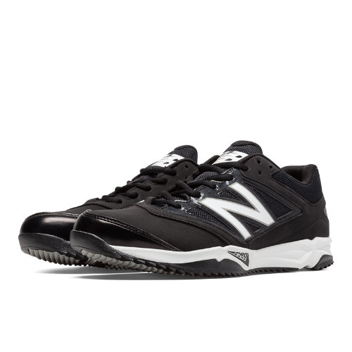 New Balance Turf 4040v3 Synthetic Nubuck Men's Turf Shoes - Black (T4040SB3)