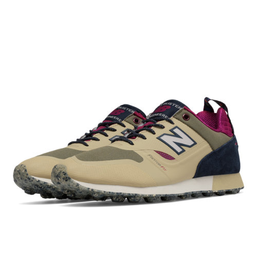 New Balance Trailbuster Re-Engineered Men's Outdoor Sport Style Sneakers Shoes - Tan (TBTFHTP)