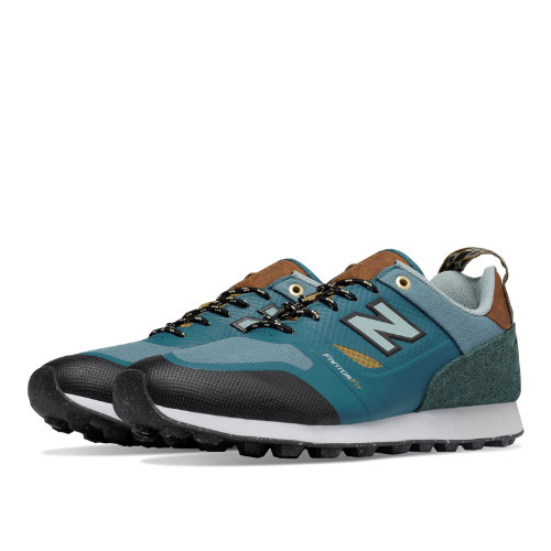 New Balance Trailbuster Re-Engineered Men's Outdoor Sport Style Sneakers Shoes - Blue (TBTFOT)