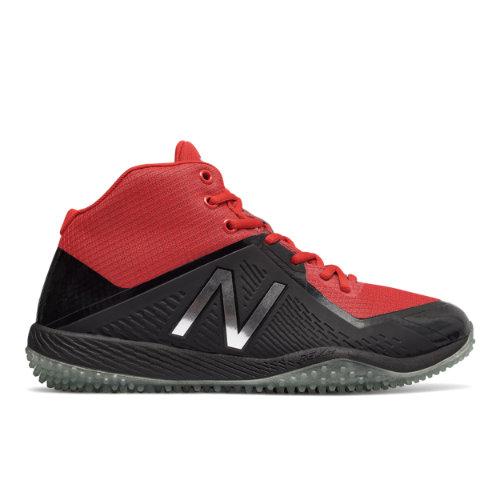 New Balance x Stance Turf 4040v4 Men's Turf Shoes - Black / Red (TM4040A4)