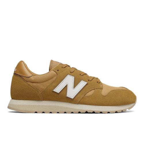 New Balance 520 Men's & Women's Running Classics Sneaker Shoes - Tan (U520BF)