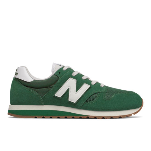 New Balance 520 Unisex Running Classics Shoes - Green (U520EM)