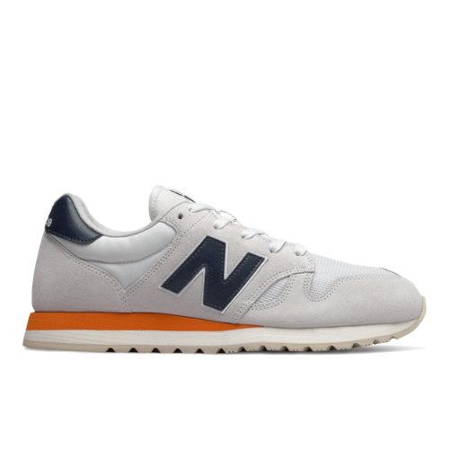 New Balance 520 Unisex Running Classics Shoes - Light Grey (U520GI)