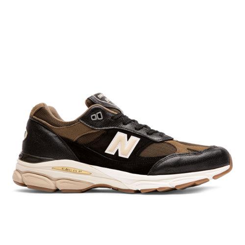 New Balance 991.9 Made in UK Men's Shoes - Black (M9919CV)