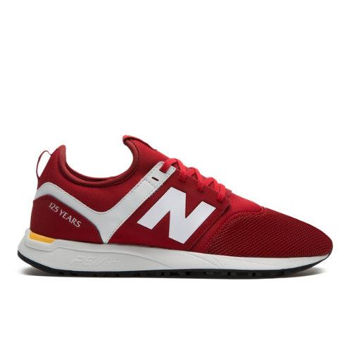 New Balance 247 LFC Men's Sport Style Shoes - Red / White / Yellow (MRL247LF)