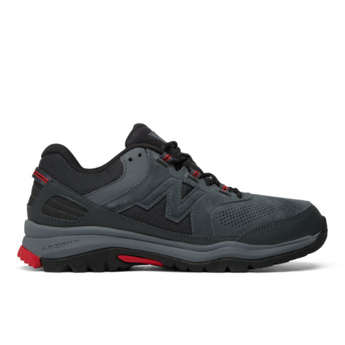 New Balance 769 Men's Trail Walking Shoes - Grey / Red (MW769GY)