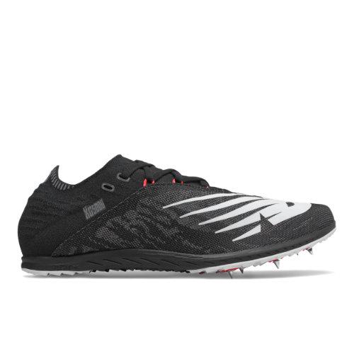 New Balance XC5K v5 Unisex Cross Country Shoes - Black (UXC5KBW5)