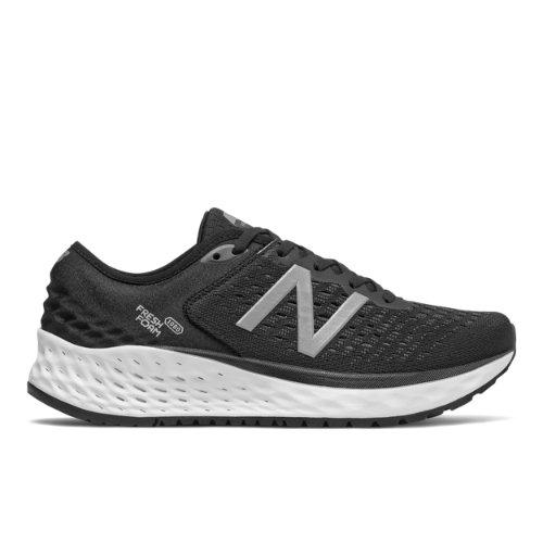 New Balance Fresh Foam 1080v9 Women's Running Shoes - Black (W1080BK9)