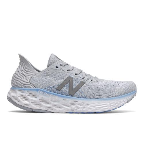 New Balance Fresh Foam 1080v10 Women's Running Shoes - Grey (W1080G10)