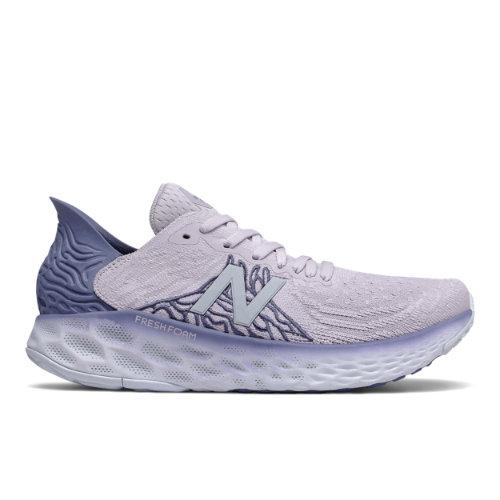 New Balance Fresh Foam 1080v10 Women's Running Shoes - Purple (W1080H10)