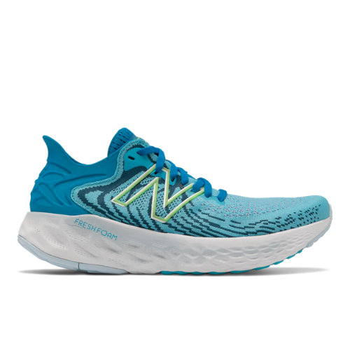 New Balance Fresh Foam 1080v11 Women's Running Shoes - Blue (W1080S11)