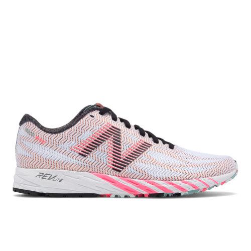 df413cea7c1 New Balance 1400v6 NYC Marathon Women s Racing Flats Shoes - White  (W1400NY6)