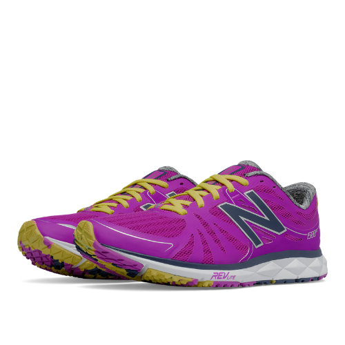 New Balance 1500v2 Women's Shoes - Azalea / White (W1500PP2)