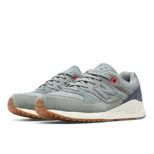 New Balance 530 City Utility Women's Running Classics Shoes - Steel (W530CUA)
