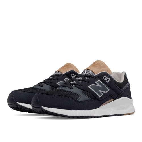 New Balance 530 NB Grey Women's Shoes - Outer Space / Thunder (W530GNL)