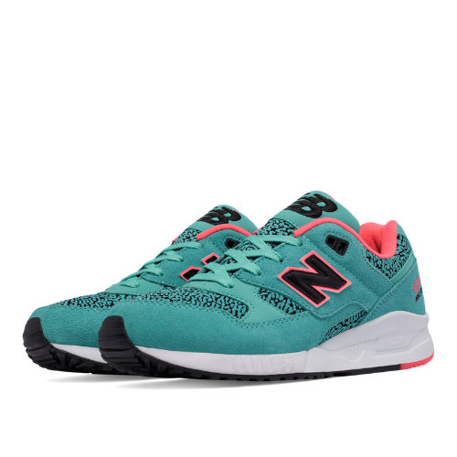New Balance 530 Kinetic Imagination Women's Shoes - Aquarius / Guava (W530KIB)