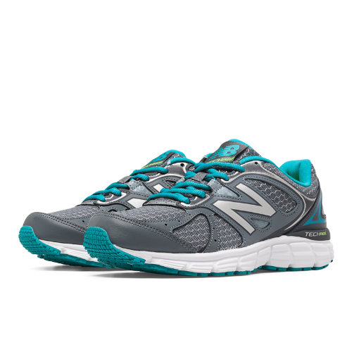 New Balance 560v6 Women's Everyday Running Shoes - Grey, Silver, Sea Glass (W560LG6)