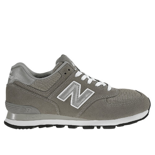New Balance 574 WoMen's Shoes - Grey (W574GS)