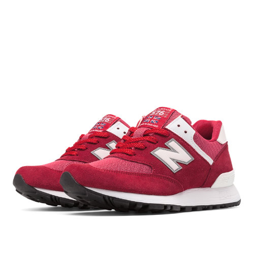 New Balance 576 Summer Fruits Women's Made in UK Running Classics Shoes - Strawberry (W576FPS)