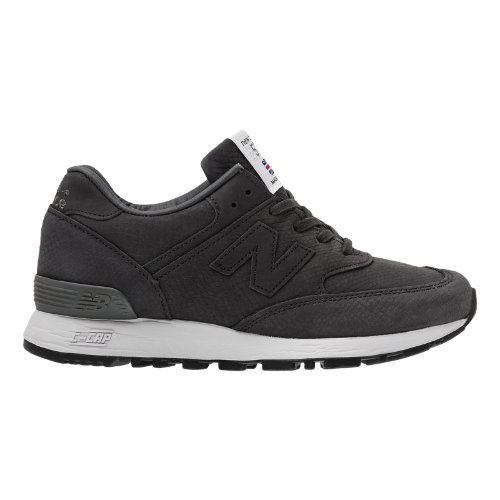New Balance 576 Animal Women's Made in UK Running Classics Shoes - Black (W576NRG)