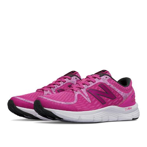 New Balance 775v2 Women's Everyday Running Shoes - Azalea / Grove (W775RF2)