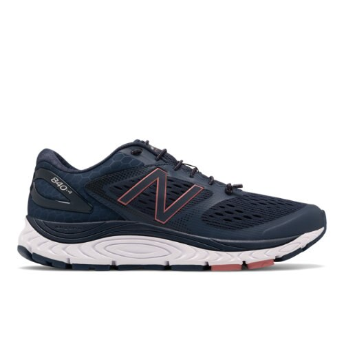 New Balance 840v4 Women's Running Shoes - Navy (W840BN4)