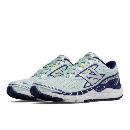 New Balance 840v3 Women's Distance Shoes - Blue (W840BW3)