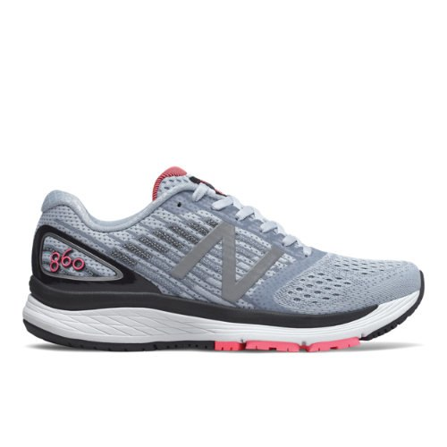 New Balance 860v9 Women's Running Shoes - Ice Blue (W860BP9)
