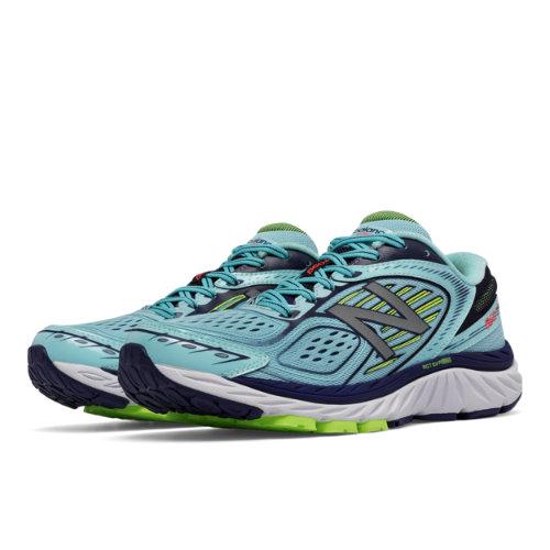 New Balance 860v7 Women's Distance Shoes - Blue (W860WB7)