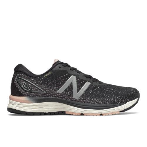 New Balance 880v9 GTX Women's Running Shoes - Black (W880GT9)
