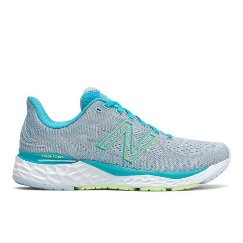 New Balance Fresh Foam 880v11 Women's Running Shoes - Grey (W880S11)