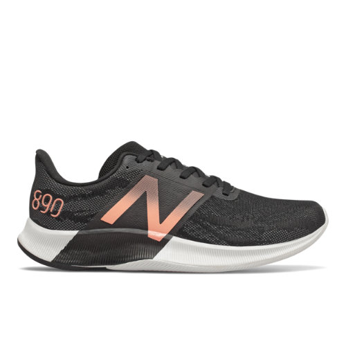 New Balance FuelCell 890v8 Women's Running Shoes - Black (W890GM8)