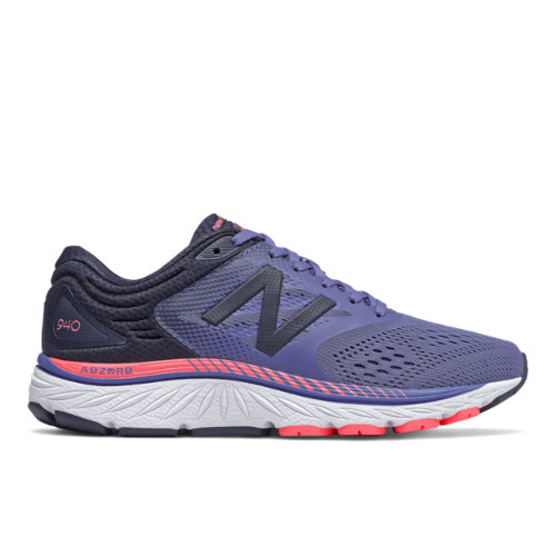 New Balance 940v4 Women's Stability Running Shoes - Blue (W940CR4)