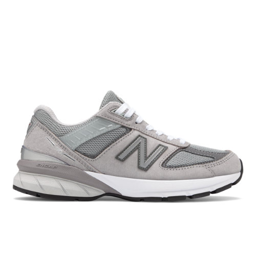 New Balance 990v5 Made in USA Women's Shoes - Grey (W990GL5)