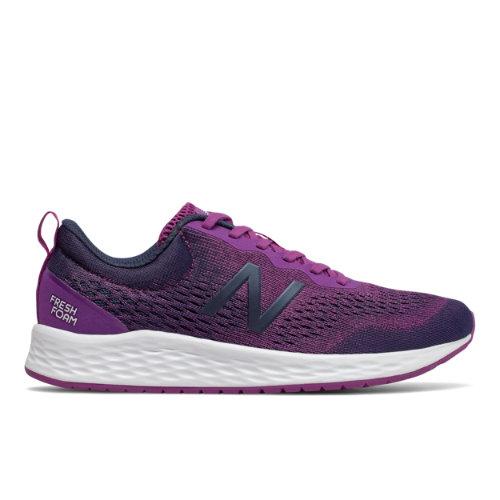New Balance Fresh Foam Arishi Women's Running Shoes - Purple (WARISCR3)