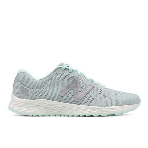 New Balance Fresh Foam Arishi Vintage Pack Women's Soft and Cushioned Running Shoes - Light Blue (WARISRS1)