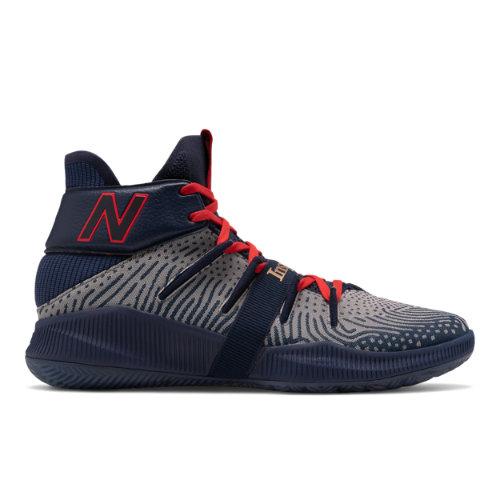 New Balance OMN1S Inspire The Dream Women's Basketball Shoes - Grey / Navy (WBOMN1MK)
