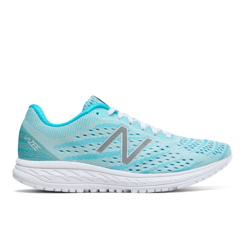 New Balance Vazee Breathe v2 Women's Speed Running Shoes - Blue / White (WBREAHB2)