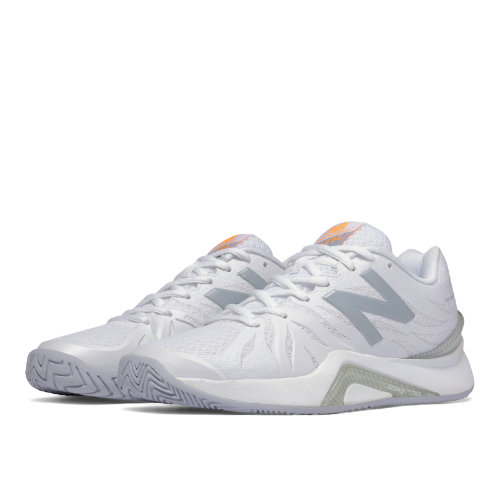 New Balance 1296v2 Women's Tennis Shoes - White, Icarus (WC1296W2)