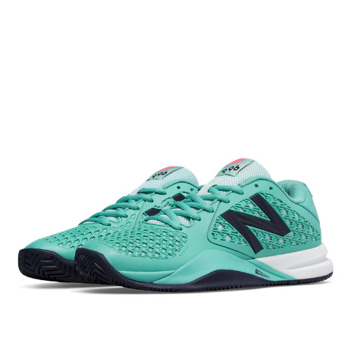 New Balance 996v2 Women's Shoes - Teal / Navy (WC996TP2)
